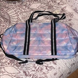 Brand new PINK travel bag